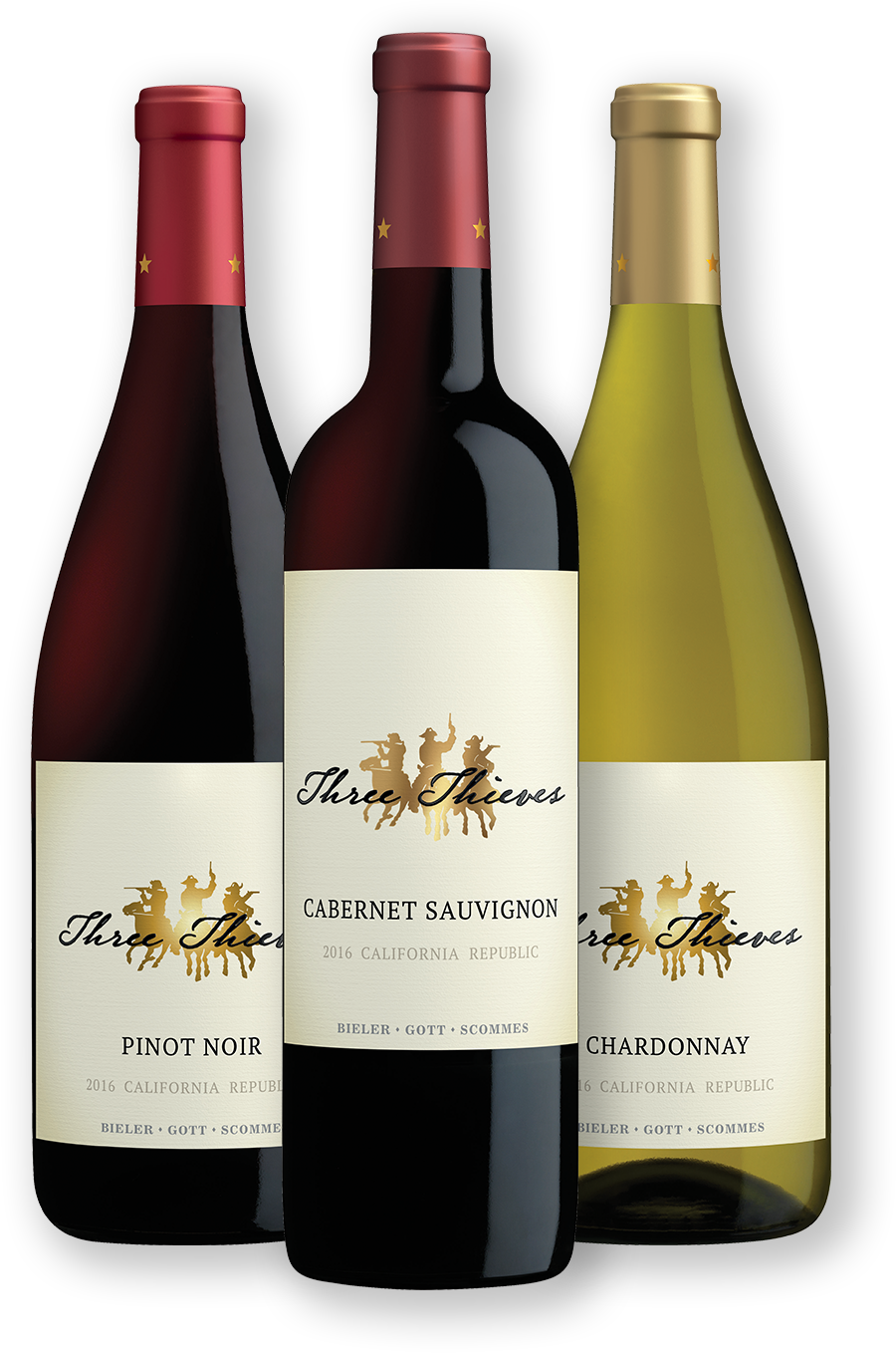 three thieves wines